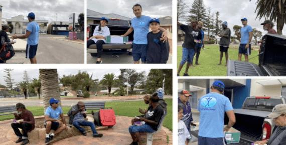 Disaster Relief Activities